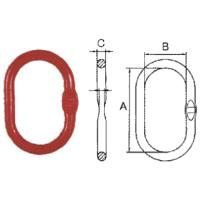 Accessori catene per sollevamento
